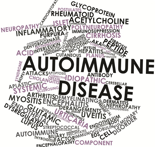 4 Years Ago: Scary Autoimmune Times